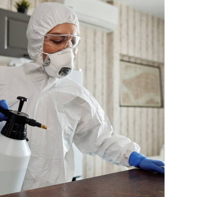 Disinfecting coronavirus from surfaces
